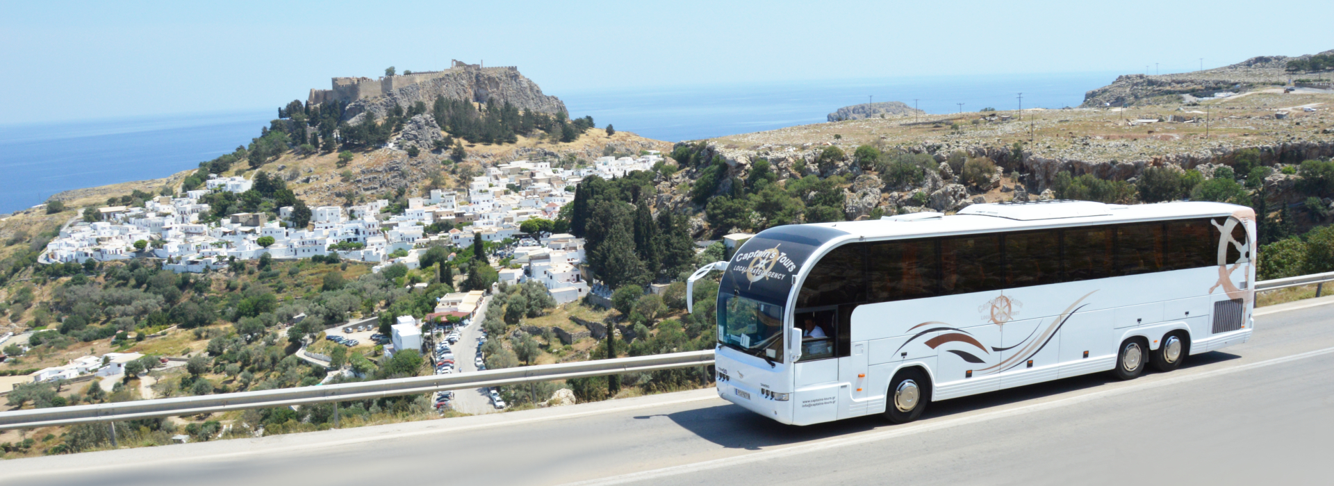 Captains Tours Escursioni Tours Rodi, Grecia