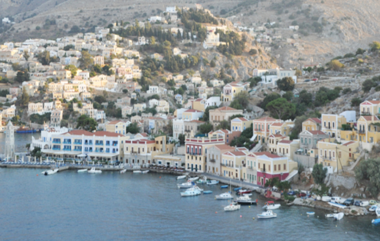 Cruise to the island of Symi & the Monastery of Panormitis
