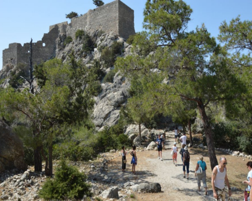Rhodes Island Tour | Excursions | Captains Tours Rhodes Greece