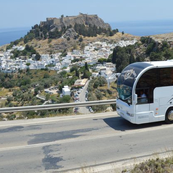 Lindos Acropolis by Coach | Excursion
