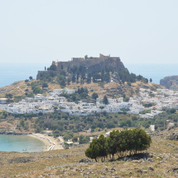 Express Lindos by Bus (Stay 4h in Lindos) | Excursion