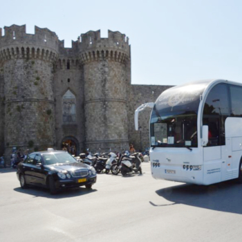Rhodes by day tour | Excursion