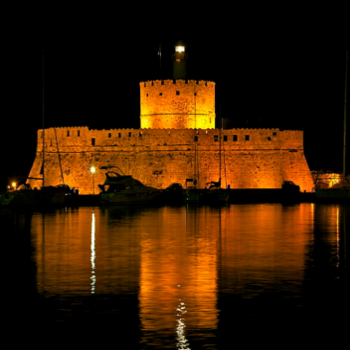 Rhodes by night tour | Excursion