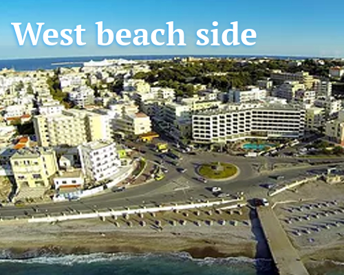 Western Side Beach (Grand Hotel) | Open Bus Bushalte